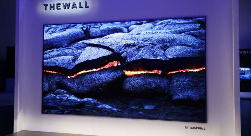 Samsung's 146-inch wall TV: Launch Date, expected price and features