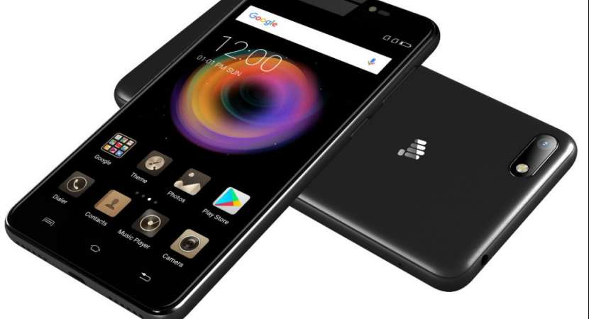 Micromax launches 'Bharat 5 Pro' at Rs 7999