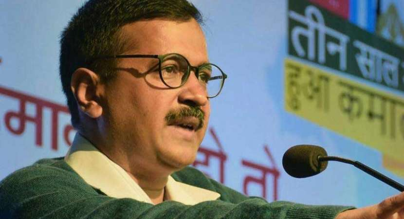 Delhi CM Arvind's second apology letter adressed to Union Minsiter Gadkari