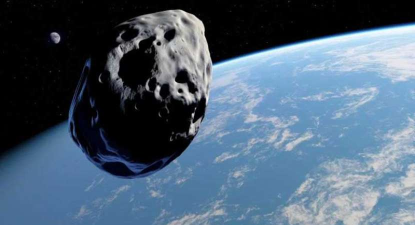 NASA's nuclear hammer spacecraft to blow up asteroid