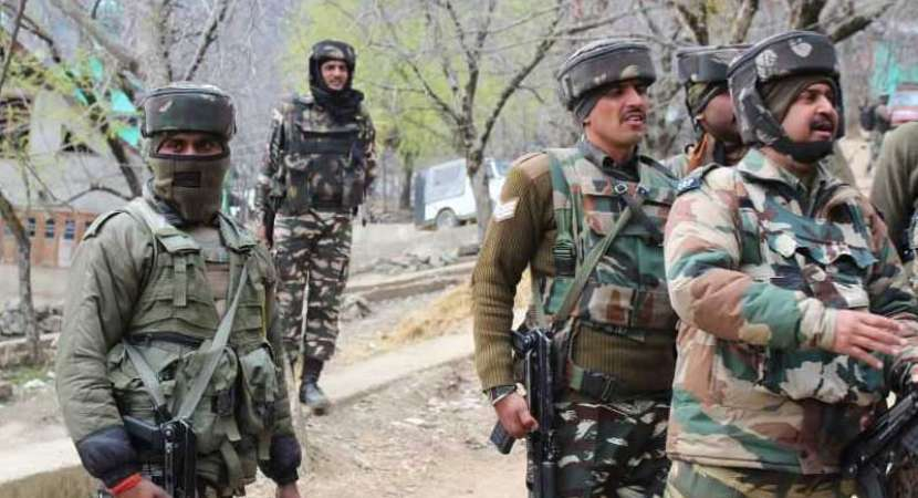 Kashmir's Kupwara encounter: Five security men martyred in gunfight