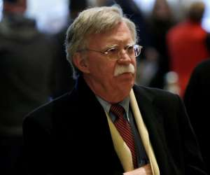 John Bolton appointed as National Security Adviser of United states