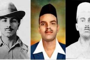 PM Narendra Modi pays tribute to Bhagat Singh, Rajguru and Sukhdev