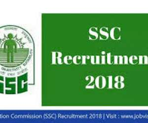 Staff Selection Commission exam 2018