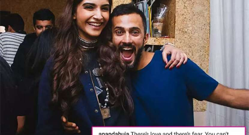 Not London, Sonam Kapoor to marry beau Anand Ahuja at this place
