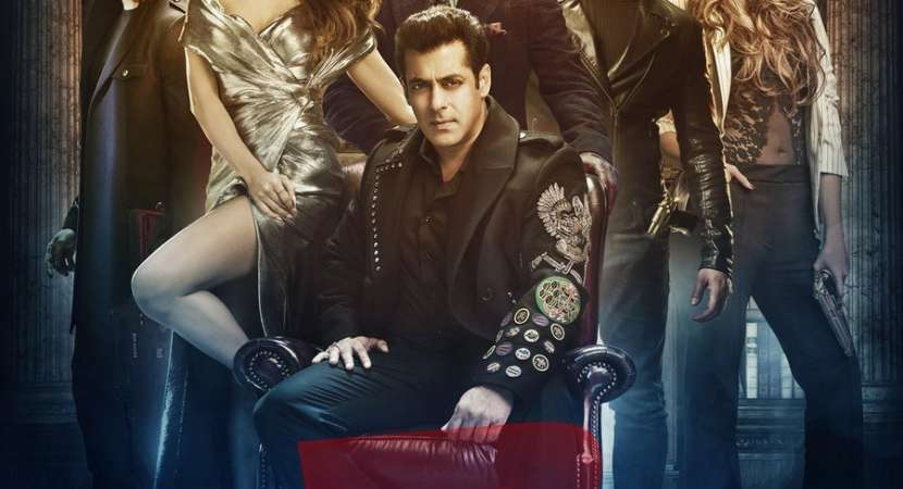 See Salman Khan and his 'Race 3' family in brand new poster