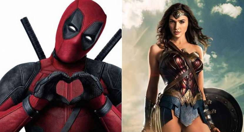 Gal Gadot Throws 'Shade' on Ryan Reynolds' Deadpool 2 X-Force Pose