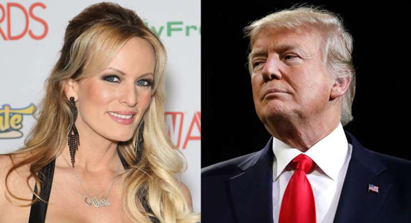 Porn star Stormy Daniels seeks evidence from Donald Trump over payment