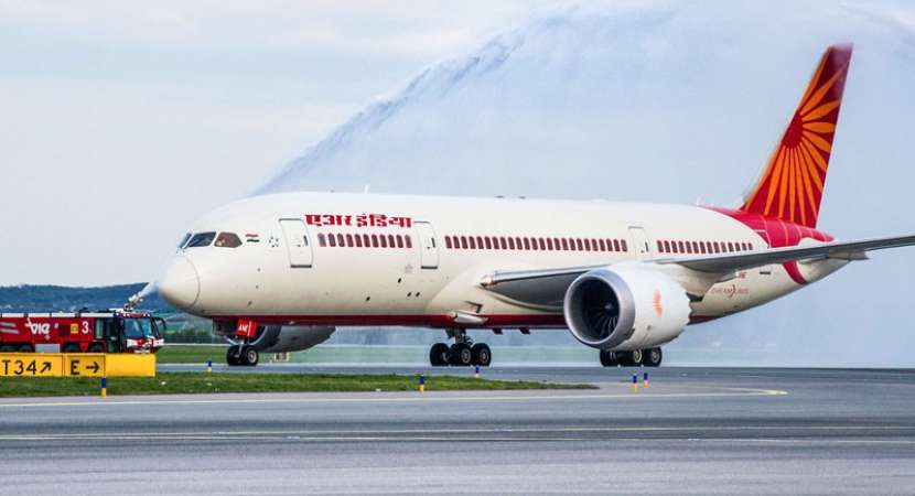 Bomb scare grounds Air India's Delhi-Kolkata flight