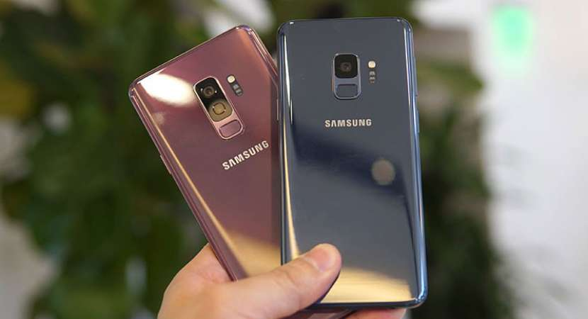 Unlocked Galaxy S9 and S9