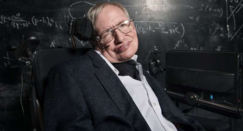 Cambridge farewell for Stephen Hawking