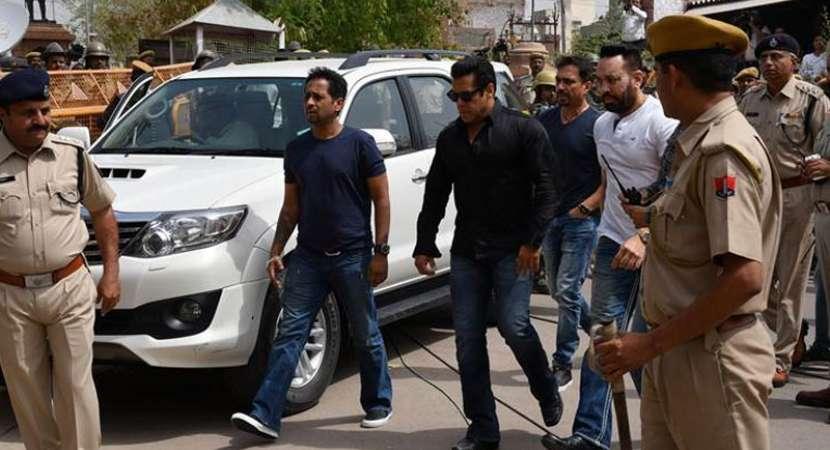 Salman Khan returns to Jodhpur jail after 12 years