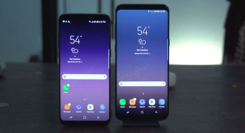 Samsung Galaxy S9+ And Galaxy S9 Receives A New Version In India