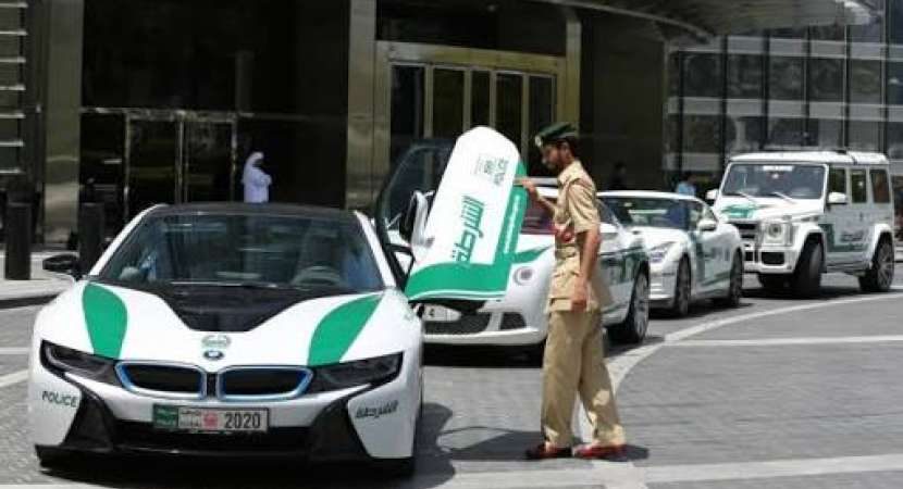 Dubai Set to Test Digital Number Plates on Cars in the City