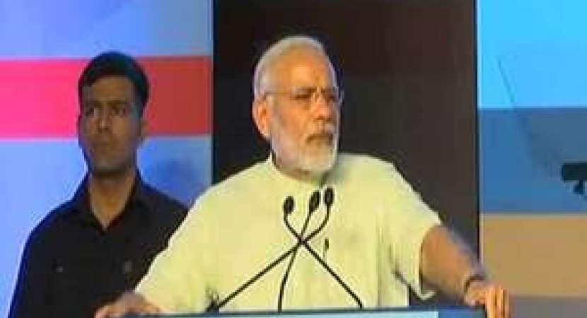 Congress tried to erase Ambedkar's legacy: Modi