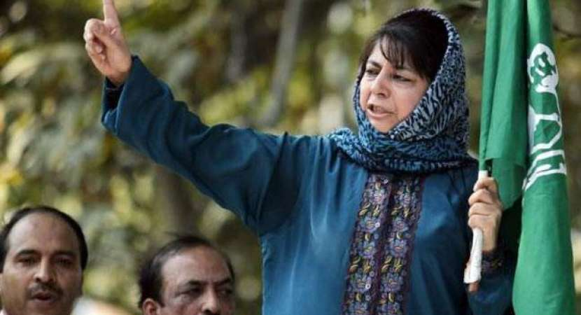 Mehbooba Mufti to decide resignation of BJP minister, says Ram Madhav