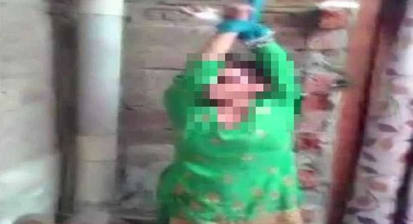 Man hangs wife from ceiling, tortures her, make video for dowry demands""