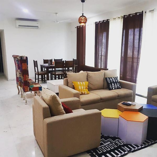 BHK  for rent in Sector 72}