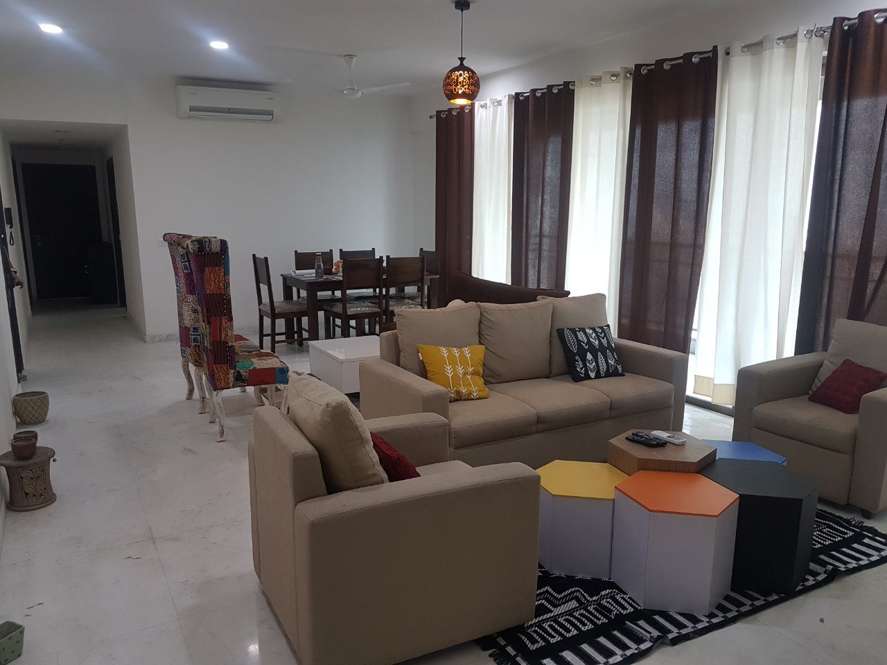 4 BHK  for rent in Sector 72}