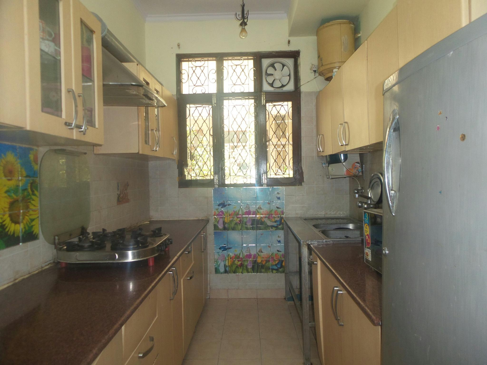 3 BHK  for rent in Palam Vihar}