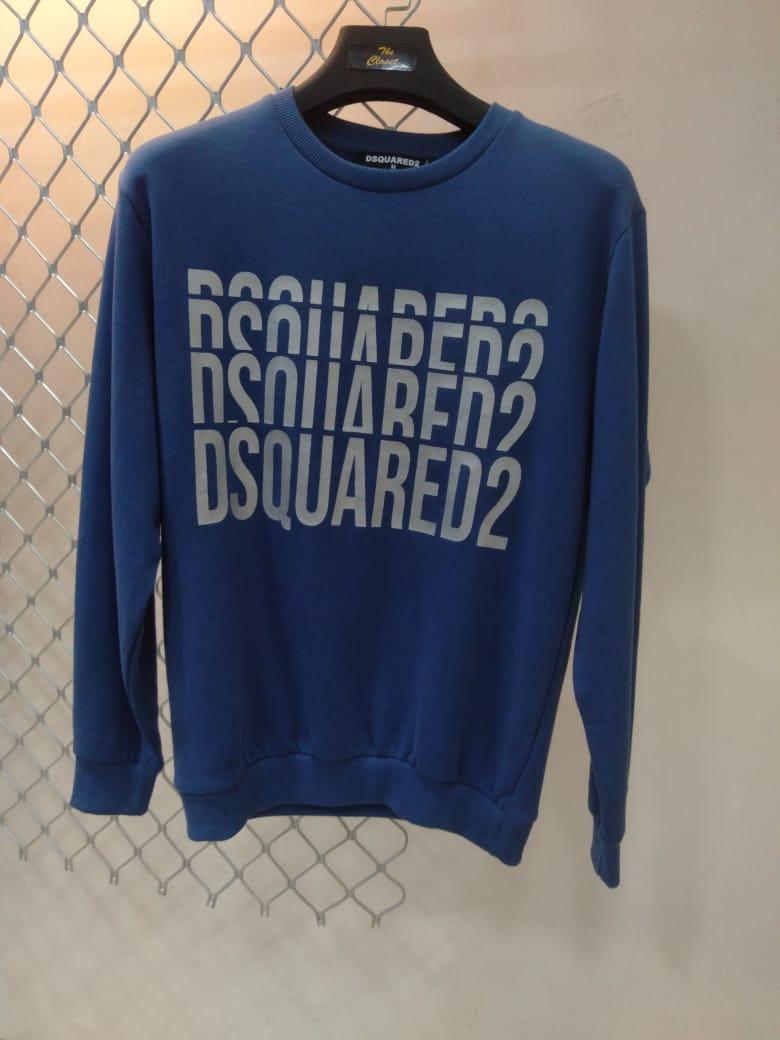 Mens Blue Colore swhet shirt