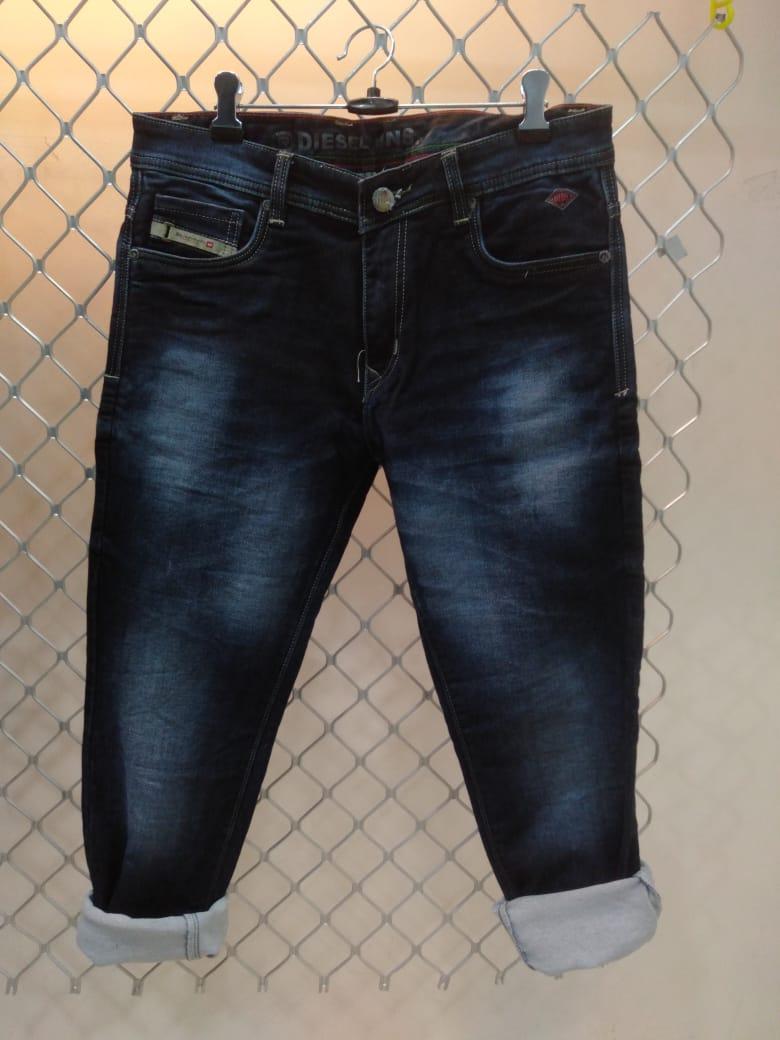 Mens Navy blue jeans
