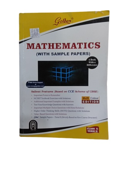 Mathematics with sample paper
