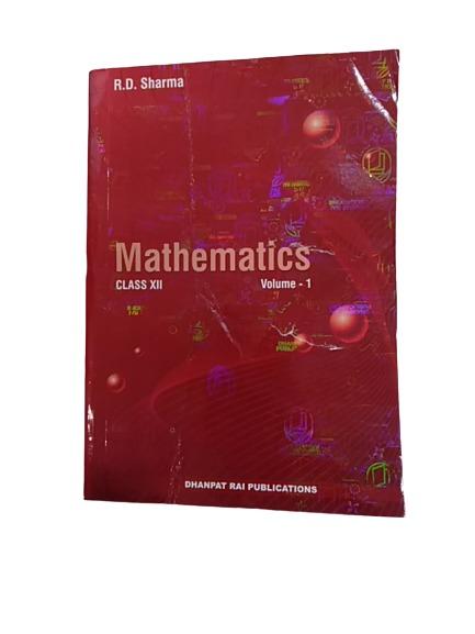 Mathematics volum 1 & volum2