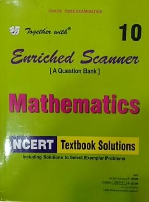 Mathematics NCERT textbook Solutions