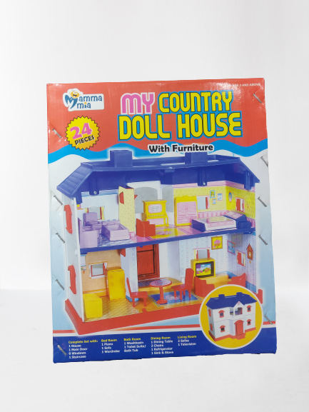 Doll House24pc