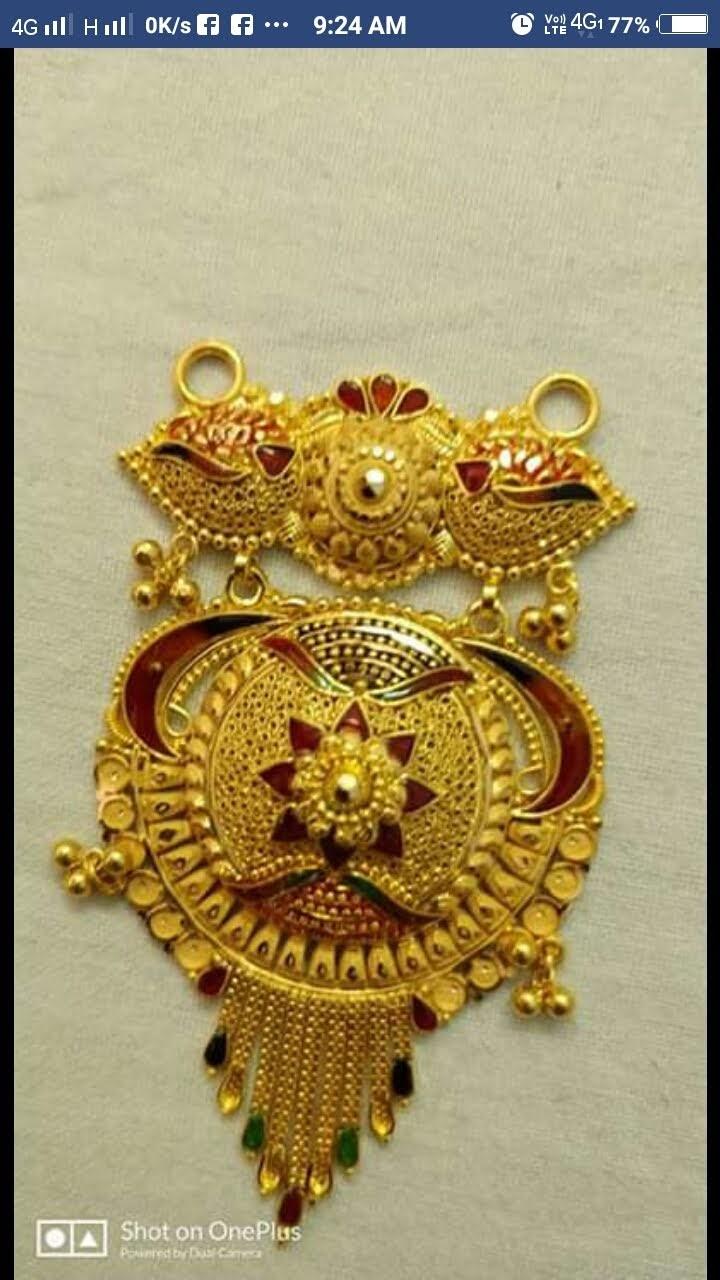 Women's pendant locket