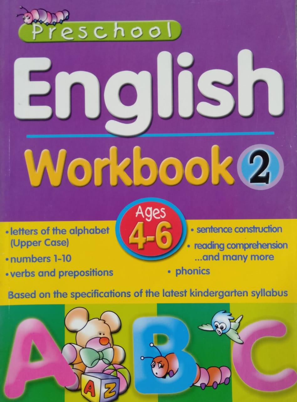 English Work book 2