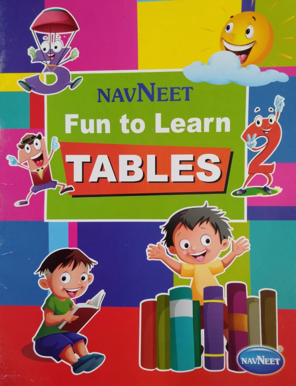 Fun to Learn Tables