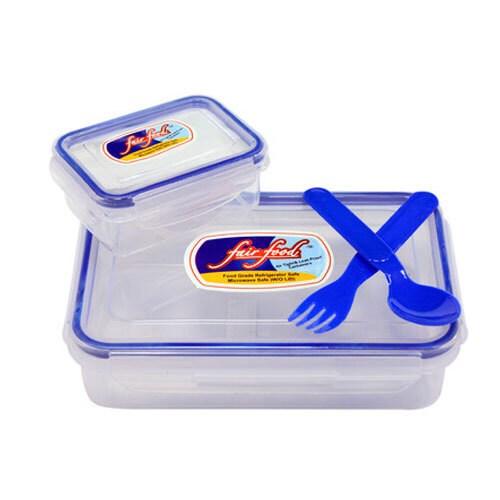 Plastic airtight lunch box