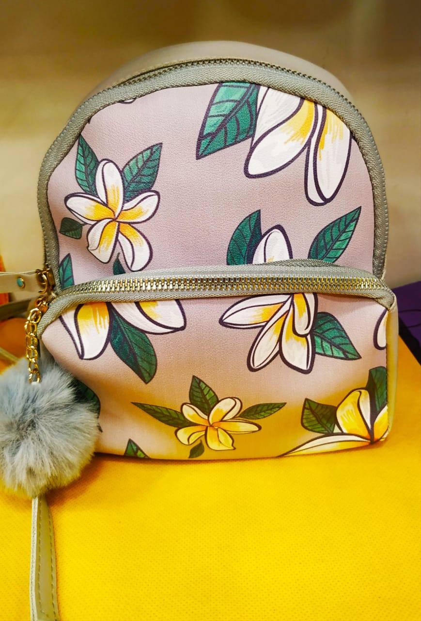 Women's backpack