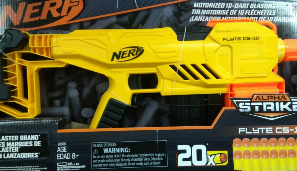 Nerf Alpha Strike 20*