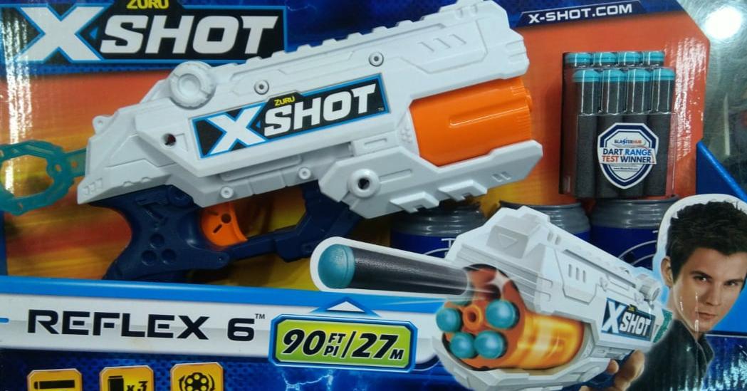 Xshort Reflex 6