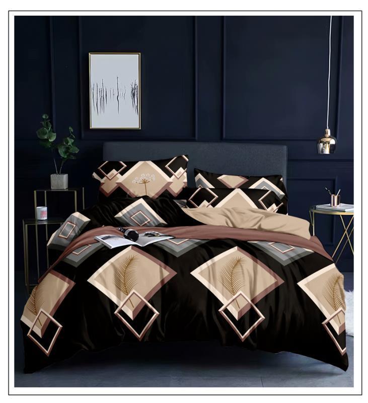 Double bed bedsheet