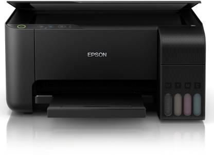 Epson L3150 Multi-function WiFi Color Printer  (Black, Ink Bottle)