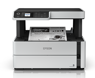 Epson M2140 Multi-function Monochrome Printer  (Black, Refillable Ink Tank)