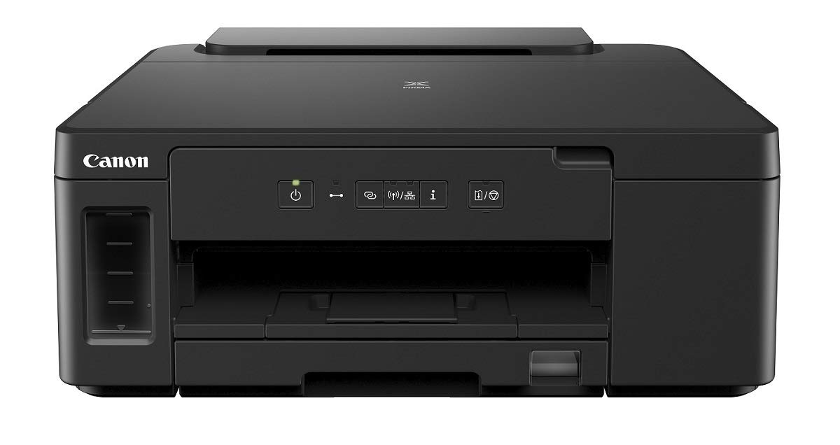 Canon PIXMA GM2070 Single Function Monochrome Printer  (Black, Refillable Ink Tank)