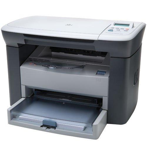 HP LaserJet M1005 MFP Multi-function Monochrome Printer  (White, Black, Toner Cartridge)