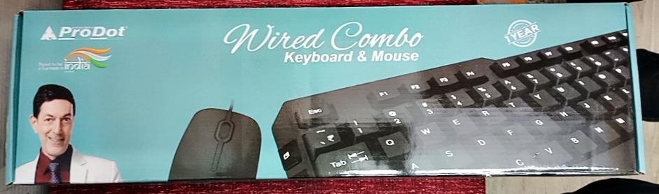 Combo keyboard