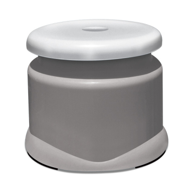 Milton Plastic Solid Crown Stool (Small)