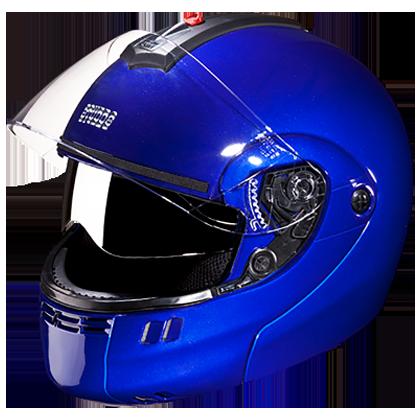 Studds NINJA 3G DOUBLE VISOR Bike Helmet
