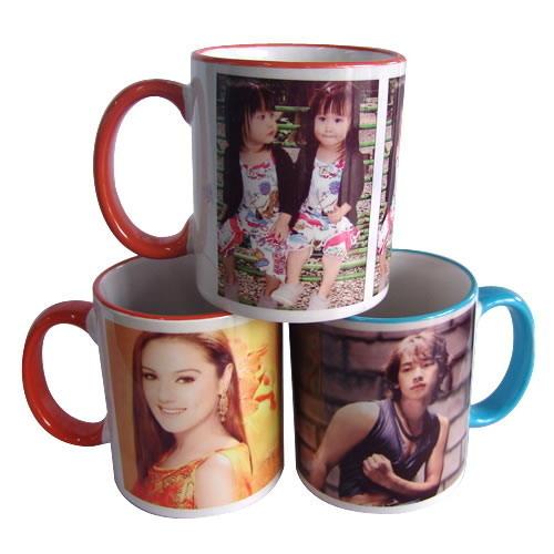 Mug With Printed Photo