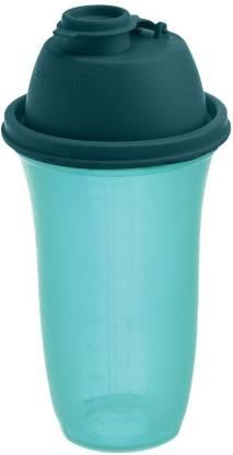 Signoraware 416 Shake N Shake 500 ml Sipper  (Pack of 1, Green, Plastic)