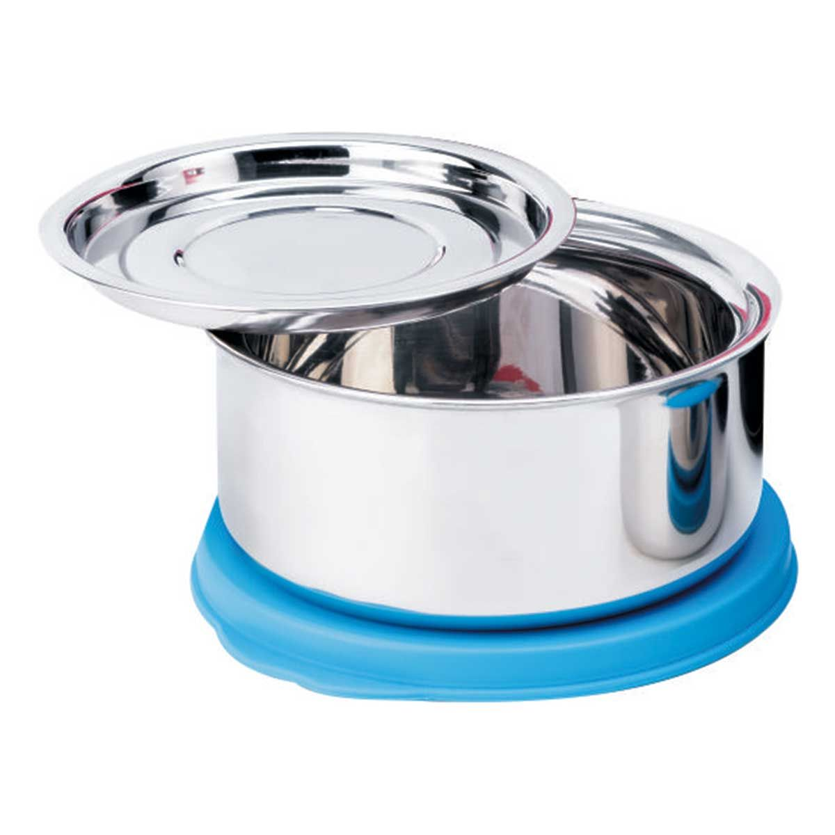 Signoraware Twin Wall Steel Container/Lunch Box