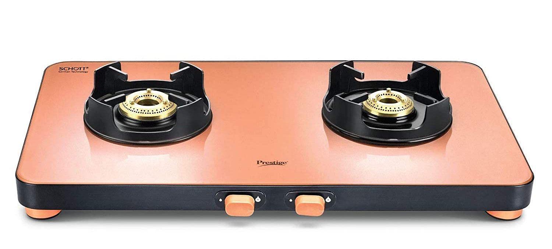Prestige Edge Gas Table PEPS 02 - Pastel (2 Burner)