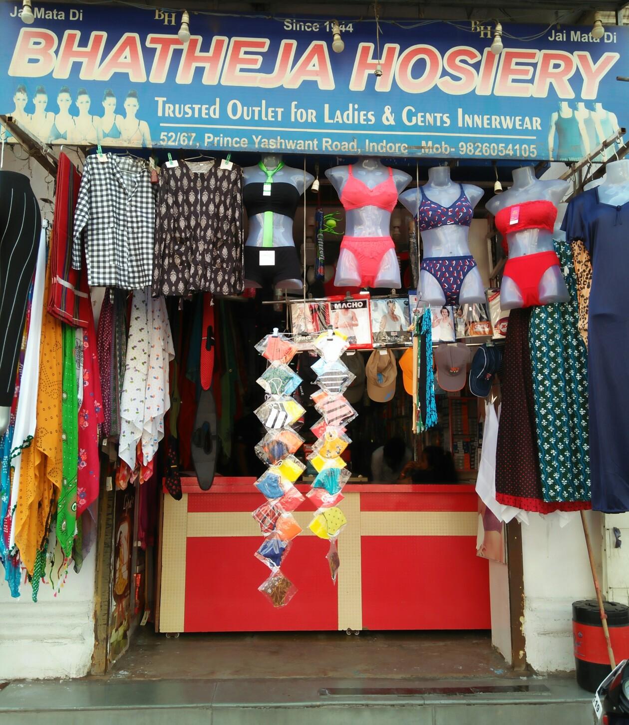 Bhatheja hosiery